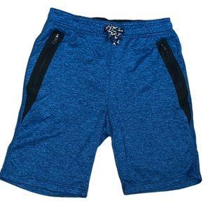American Eagle Men's Blue Jogger Shorts Size XS